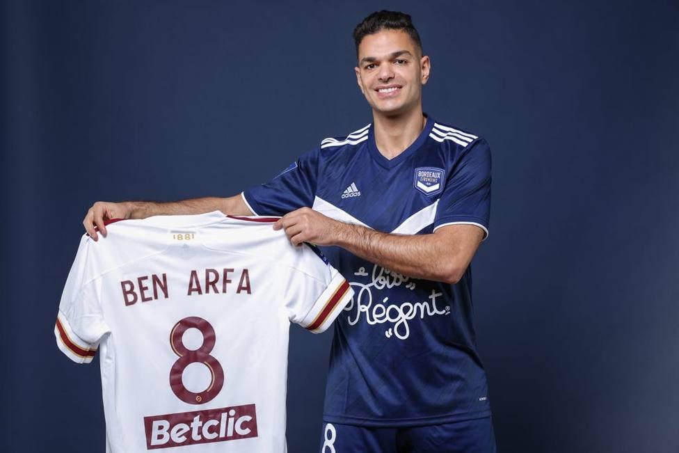 Última oportunidad para Ben Arfa, nuevo jugador del Girondins de Burdeos