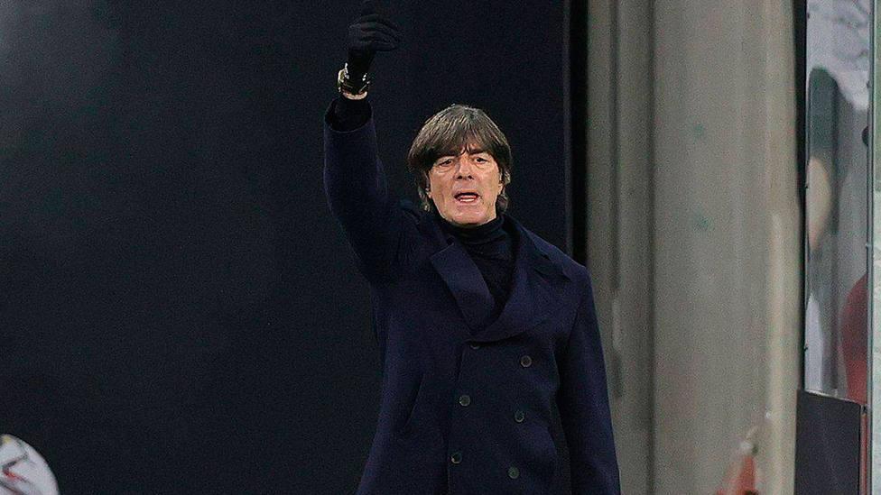 Joachim Low, seleccionador de Alemania. CORDONPRESS