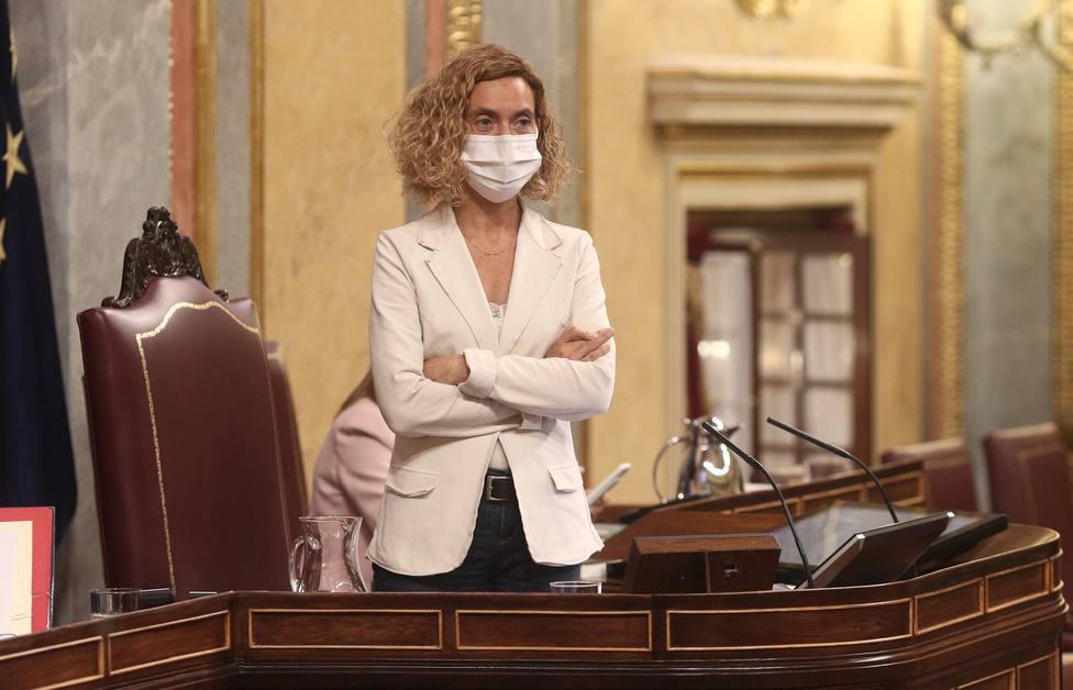 Batet retira la palabra a la CUP y el BNG en el Congreso por querer hablar en catalán y gallego