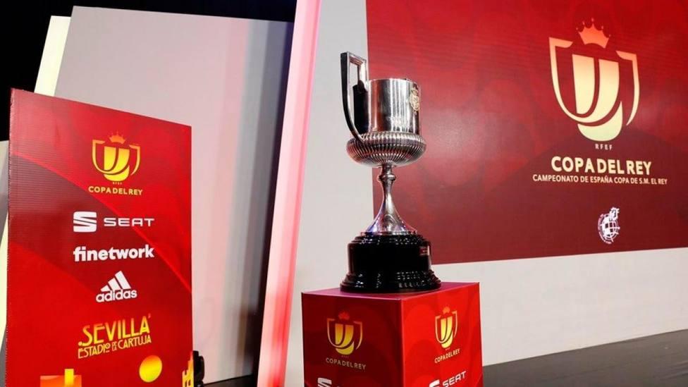 Leganés y Sporting, rivales de Sevilla y Betis en la Copa