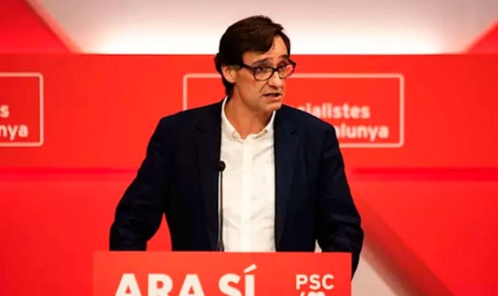 La encuesta que mejora las expectativas del PSC con Salvador Illa pero no evita la mayoría independentista