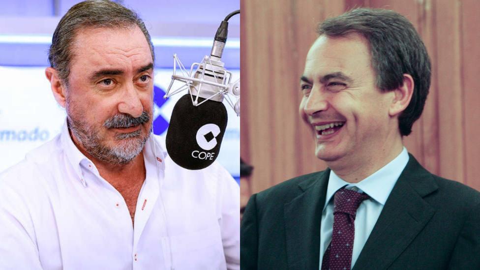 Carlos Herrera desvela la confesión que le hizo Zapatero sobre el Plan-E: Ya vimos lo que activó