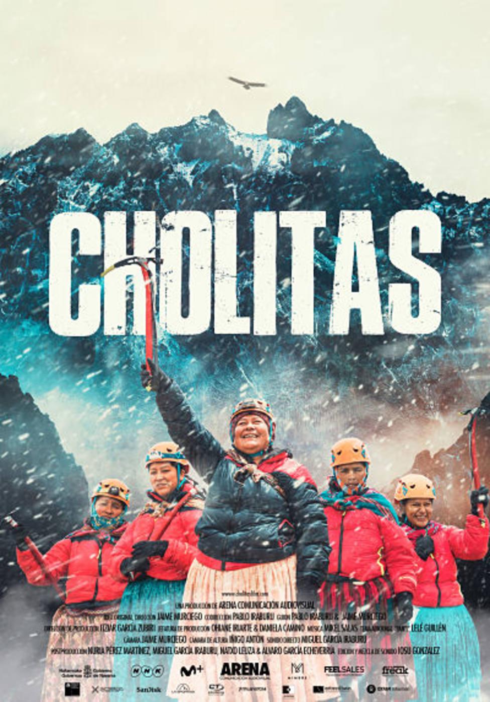 El documental Cholitas se verá este miércoles en Huesca