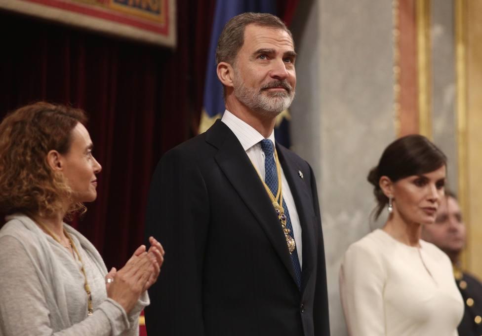 El Rey dará un discurso en el Congreso en el acto para conmemorar el 40 aniversario del fracaso del 23F