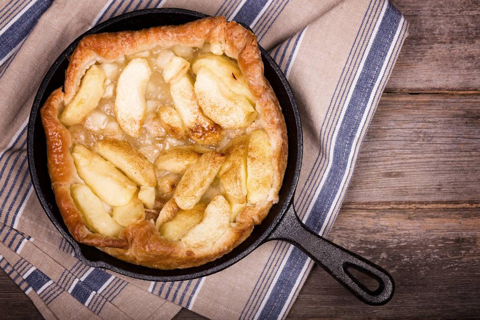 La tarta tatin de manzana, el peculiar descuido que catapultó a esta famosa receta