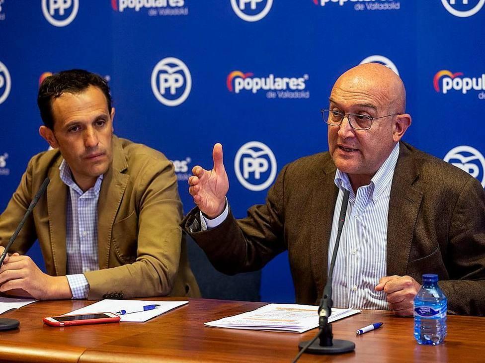 El PP de Valladolid pospone su congreso provincial al 27 de marzo