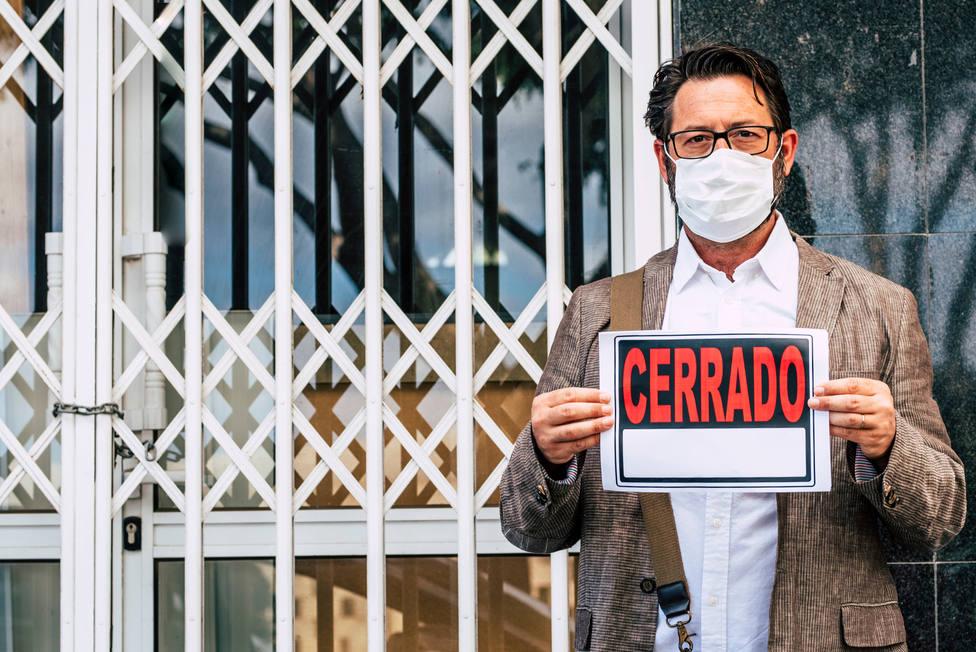 La pandemia ha provocado el cierre de muchos negocios a lo largo de 2020