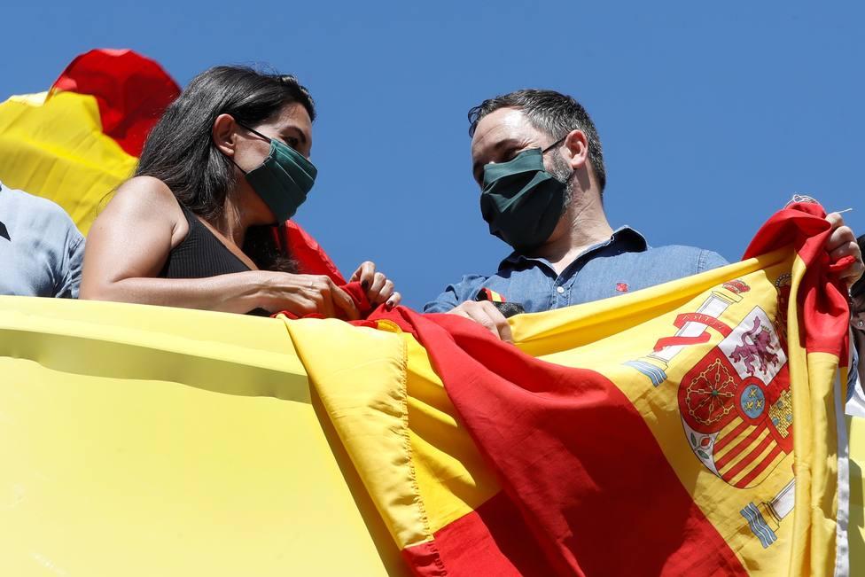 Los motivos por los que VOX va a Vallecas: ¿tiene posibilidades de sacar votos en el bastión de la izquierda?