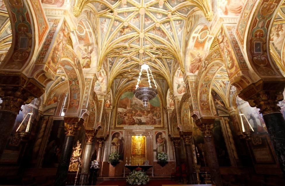 Conoce el significado que tienen las capillas en la Mezquita Catedral de Córdoba