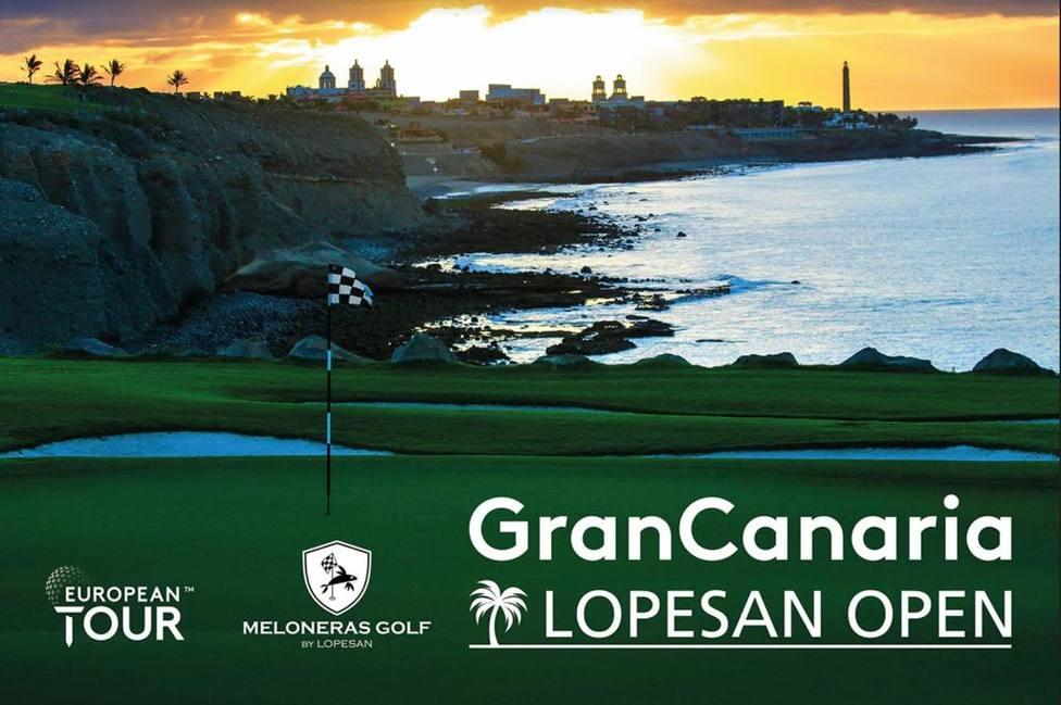 Cartel Gran Canaria Lopesan Open