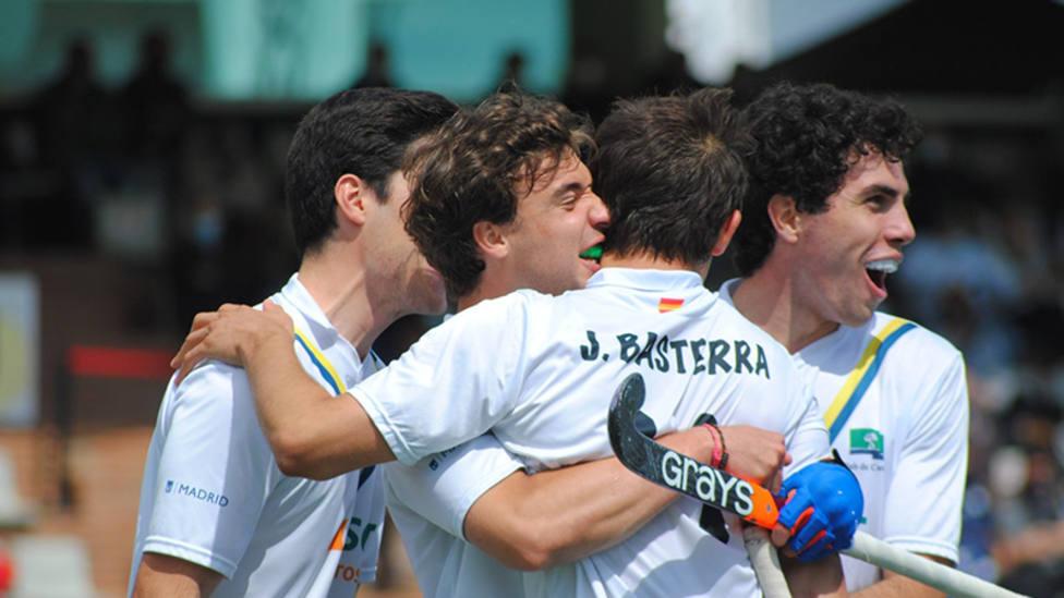 El Club de Campo gana su primera liga ante el Terrassa