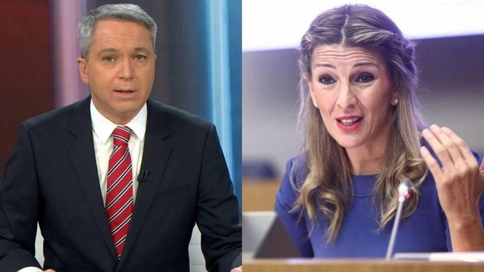 Vicente Vallés pone en aprietos a Yolanda Díaz con un rumor sobre el futuro del Gobierno: La duda general