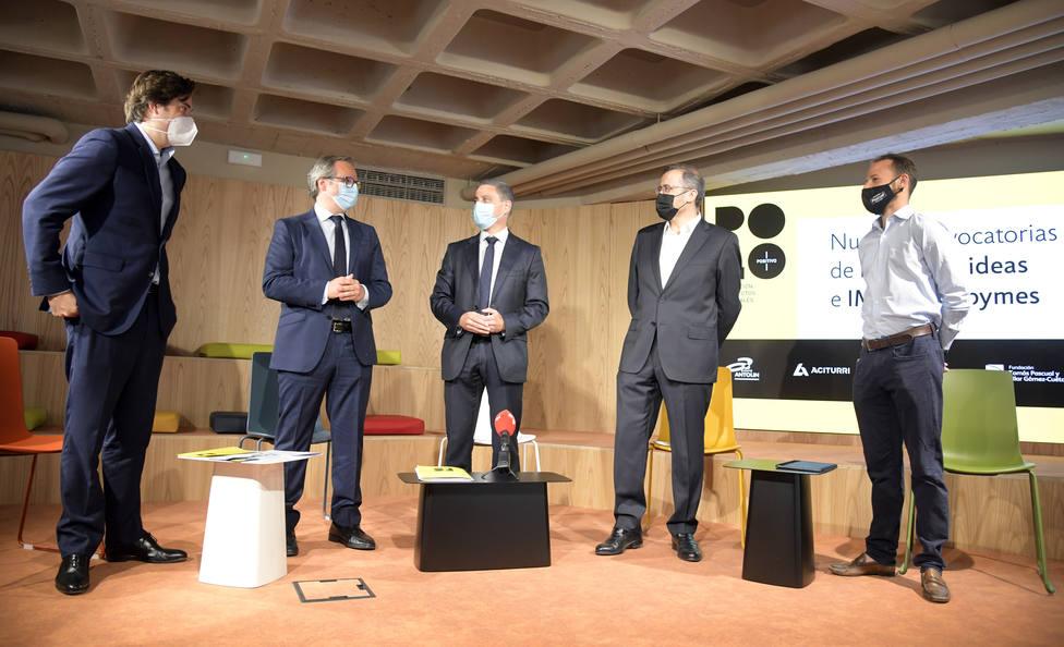Polo positivo presenta nuevas convocatorias de los programas de ayuda al emprendimiento y las pymes