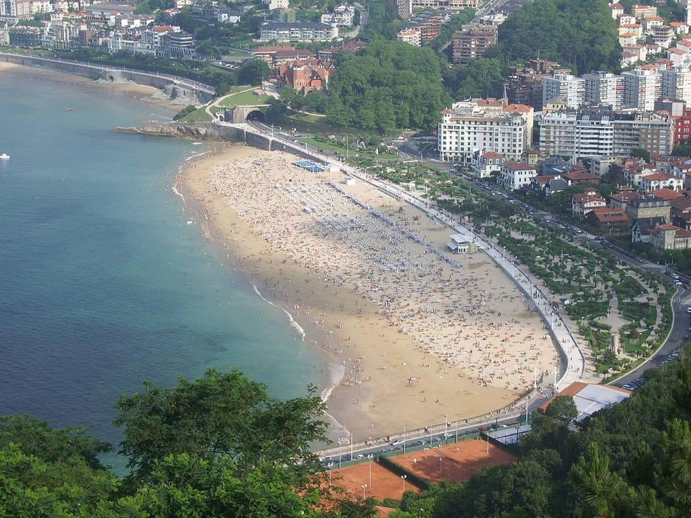 Playa Ondarreta