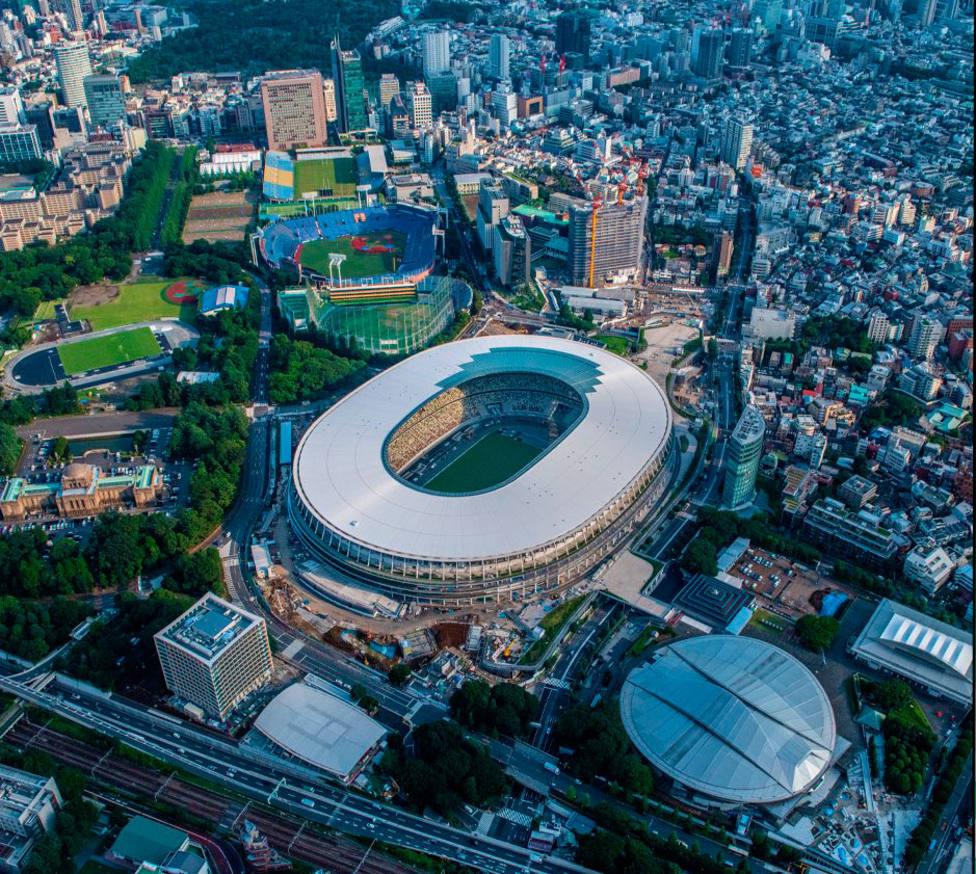 Imagen del Estadio Olímpico