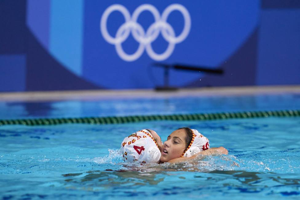 Las Guerreras del Agua aseguran una nueva medalla para España