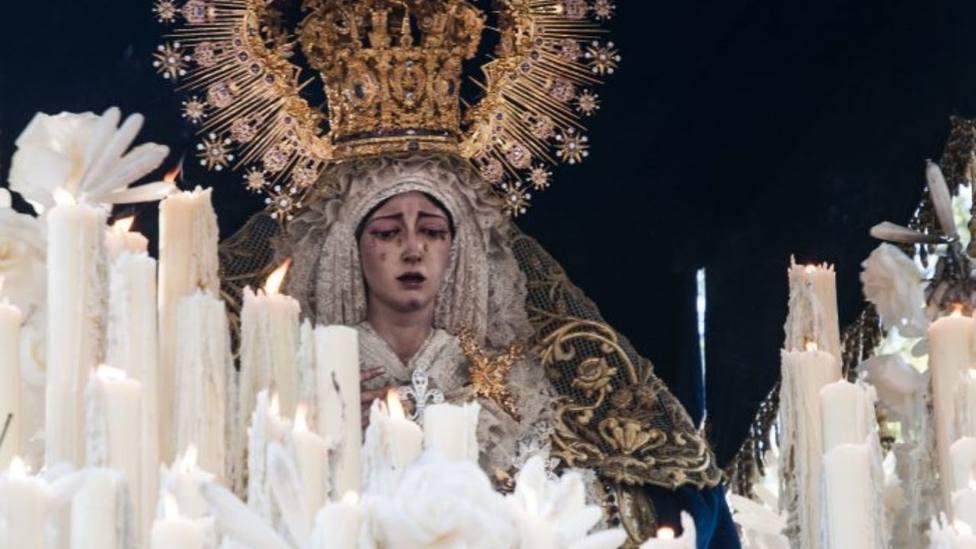 El Ayuntamiento autoriza el primer culto en la calle con el nuevo protocolo, la Virgen de la Estrella
