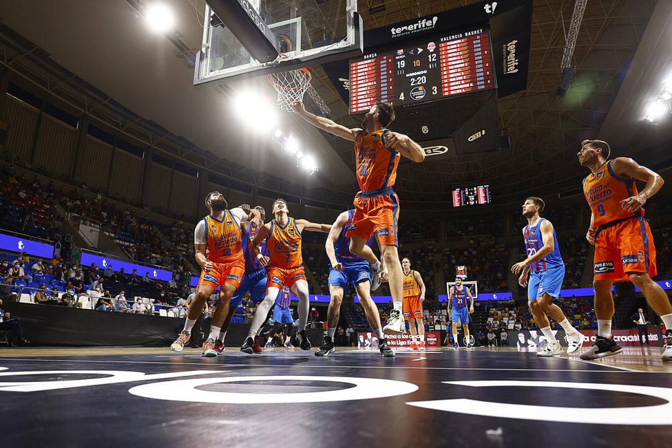 Valencia Basket se ha visto claramente superado