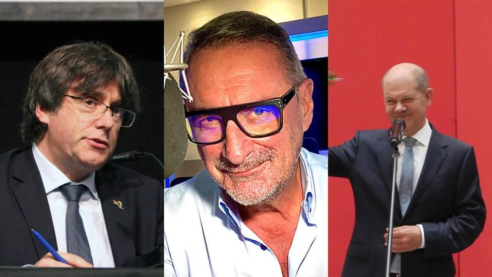 Herrera explica la traición que sufrirá Puigdemont, entre lo más leído de este lunes