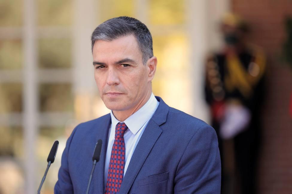 Pedro Sánchez evita pronunciarse sobre si fue él quien autorizó la entrada de Ghali en España