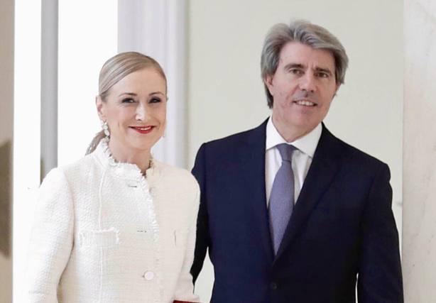 Cifuentes felicita a su amigo Garrido y augura que será un gran presidente