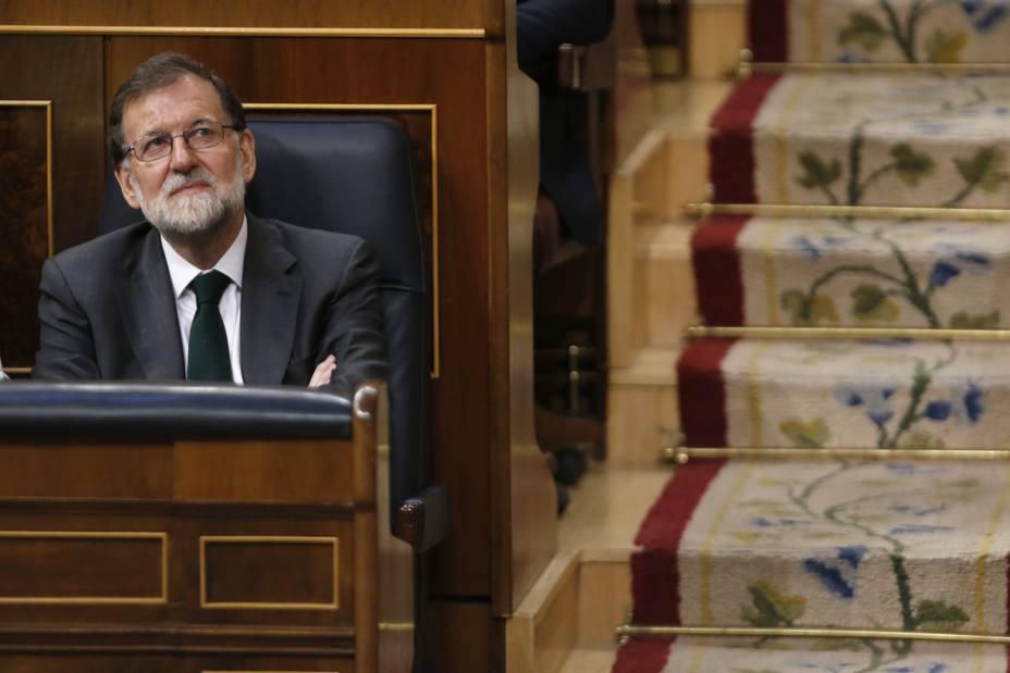 Rajoy deja claro que no eligirá a su sucesor