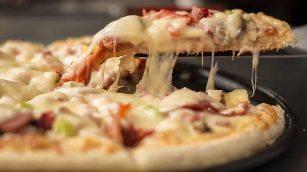 mmm...Pizza
