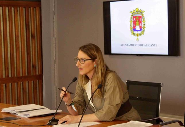 Mari Carmen de España Portavoz Municipal Popular (Ayuntamiento)