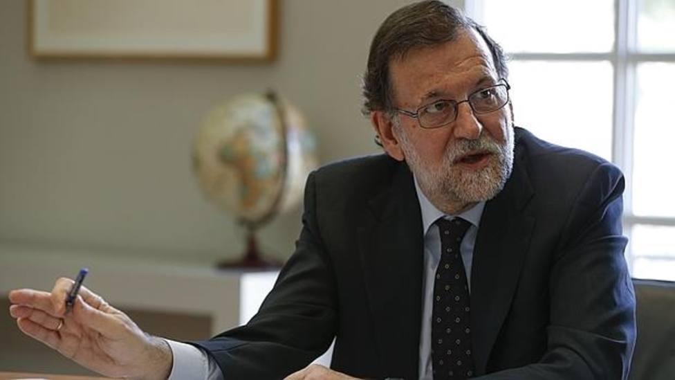 El expresidente del Gobierno,Mariano Rajoy