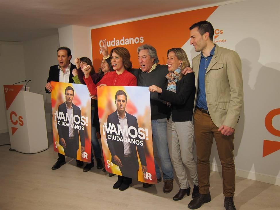 Cs La Rioja acabar con el letargo en el que nos ha sumido el bipartidismo