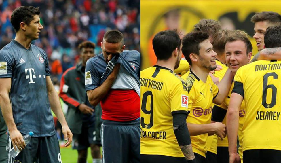 La Bundesliga se decidirá en la última jornada