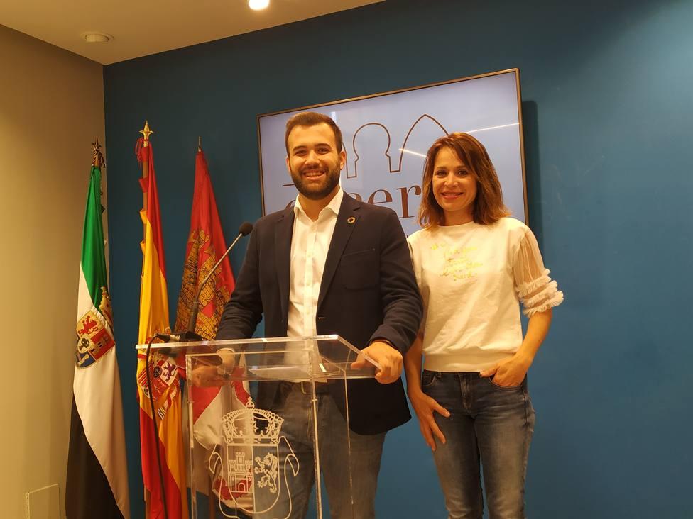 El PSOE reconoce que hay un preacuerdo con Ciudadanos para gobernar Cáceres pero nada cerrado