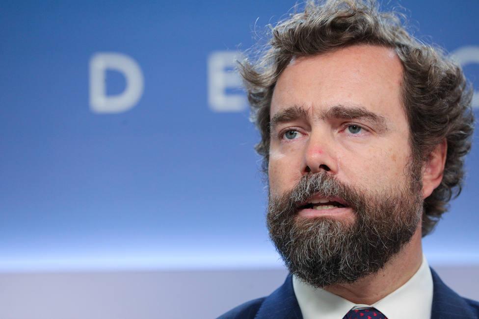 Vox, optimista ante un pacto para que la derecha gobierne en Madrid