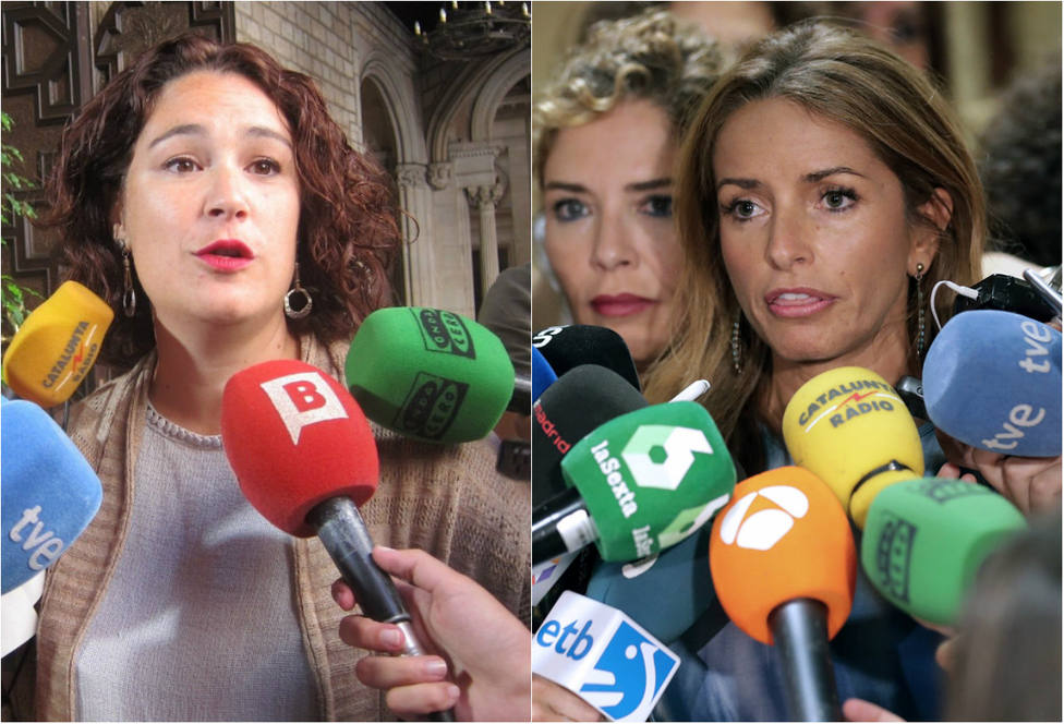 El partido de Colau denuncia insultos graves en Sant Jaume y Ciudadanos le da un baño de realidad