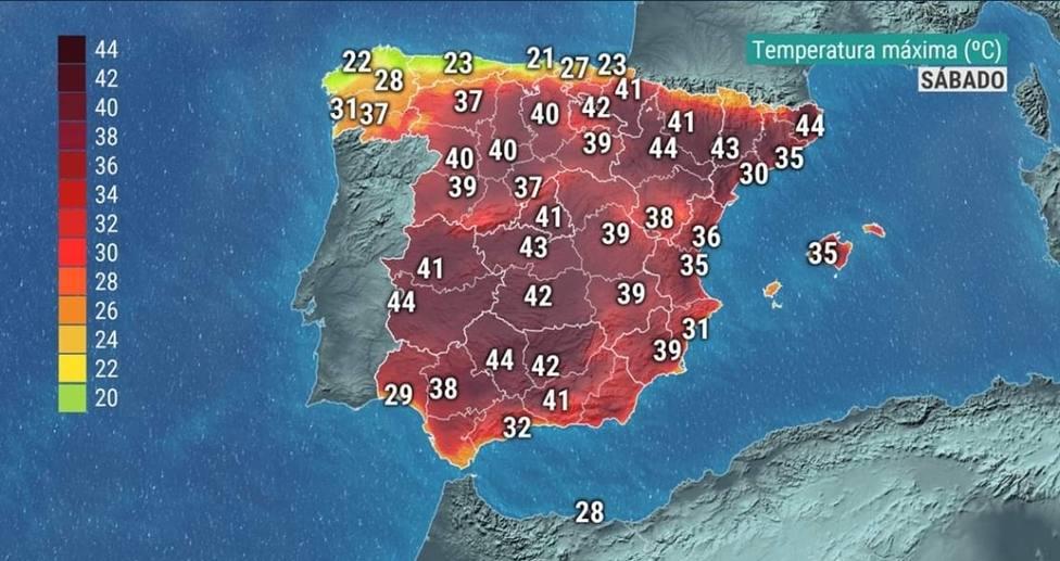La Aemet prevé una ola de calor a partir del miércoles como inicio de un verano más cálido