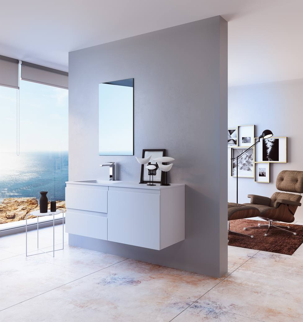 El cuarto de baño, la estancia que más está cambiando en una vivienda