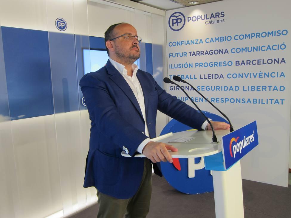 El PP registra la marca Catalunya Suma por si acaso y Cs la rechaza