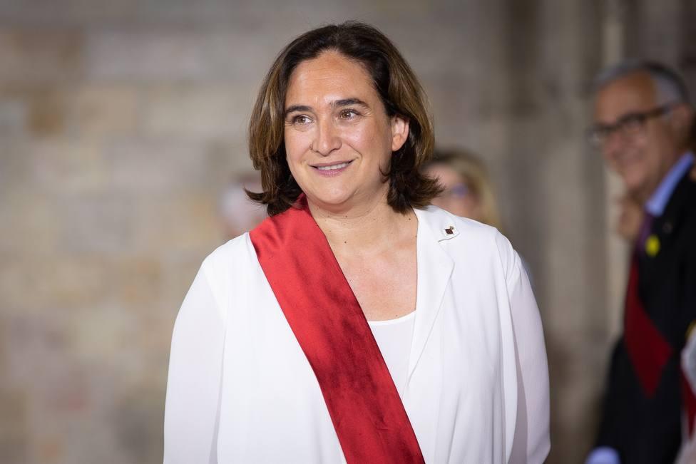 Colau acusa a Pedro Sánchez de ofrecer Algeciras demasiado tarde para el Open Arms