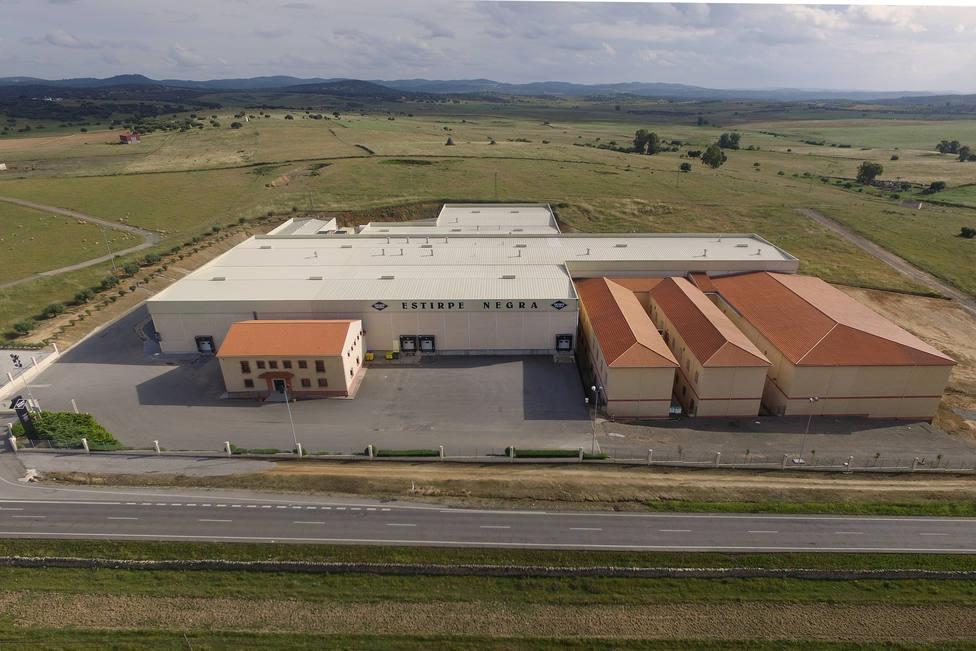 'Estirpe Negra', la filial de Argal en Extremadura, recibe la autorización para exportar a China