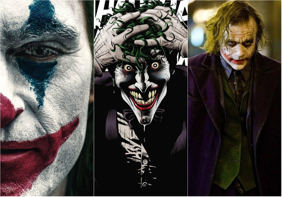 Todos los orígenes del Joker en mundo del cine, la televisión y el cómic