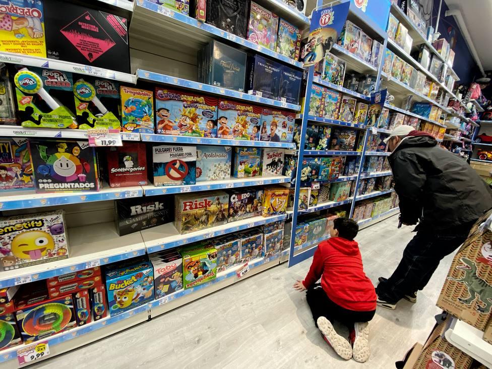 El mercado de juguetes cierra 2019 con una facturación cercana a los 1.000 millones