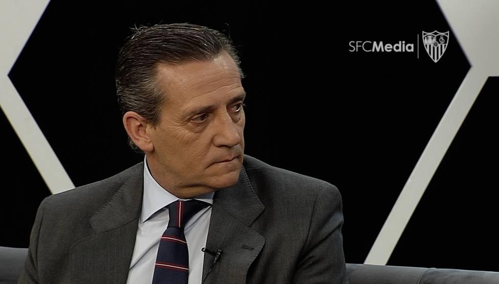 José María Cruz, en SFC TV