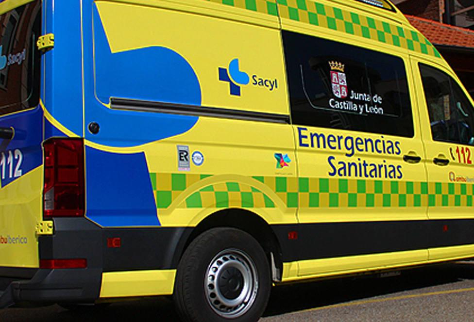 Ambulancia 1-1-2