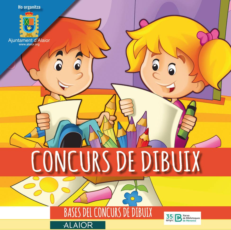 El Ayuntamiento de Alaior convoca el concurso de dibujo Solidario en Casa dirigido al público infantil