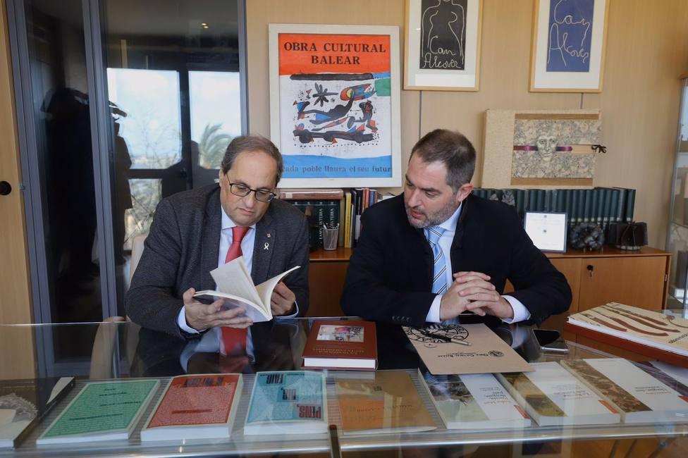 Baleares ofrece deducciones en la renta por donaciones a entidades a las que Cataluña también subvenciona