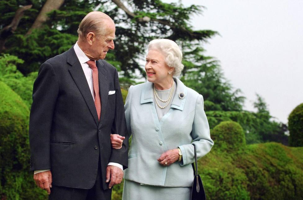 EL Duque de Edimburgo celebra su 99 cumpleaños