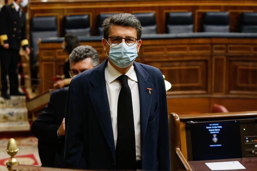 """Matari (PP): """"Cada día es más difícil que el AVE llegue a Almería en 2023"""