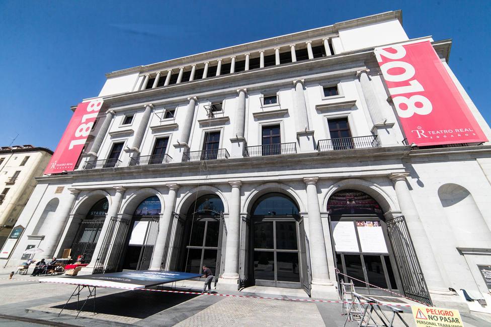 El Teatro Real se prepara para regresar el 1 de julio con La Traviata