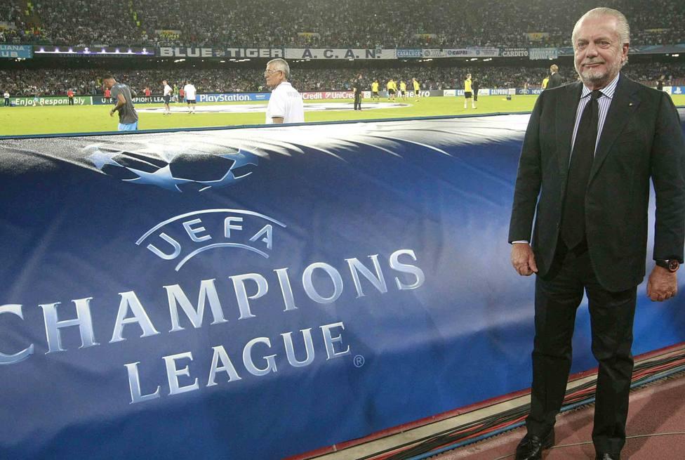 UEFA Champions League 2013-14 : Naples-Borussia Dortmund