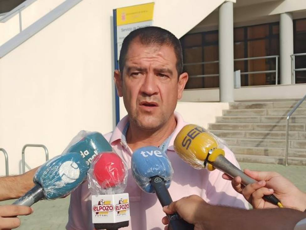 Fran Serrejón, director general de ElPozo Murcia Costa Cálida